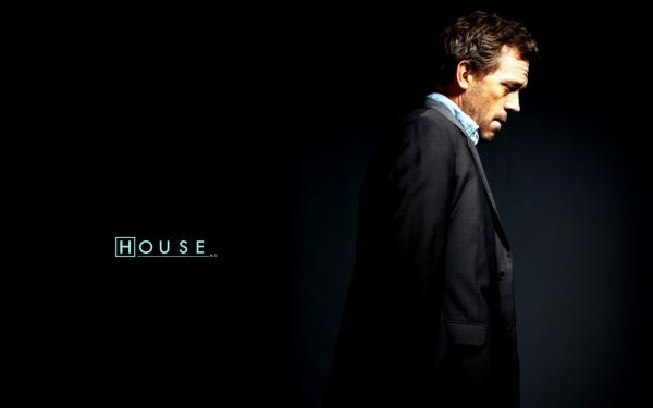 Dr House Wallpaper 09