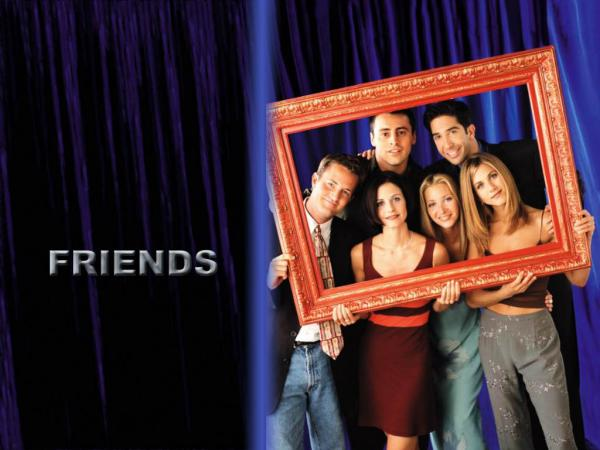 Friends Wallpaper3