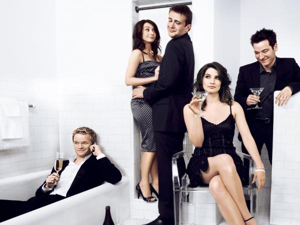How I Met Your Mother Wallpaper 01