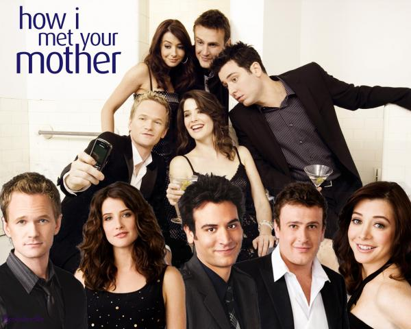 How I Met Your Mother Wallpaper 02