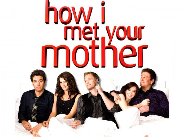 How I Met Your Mother Wallpaper 05