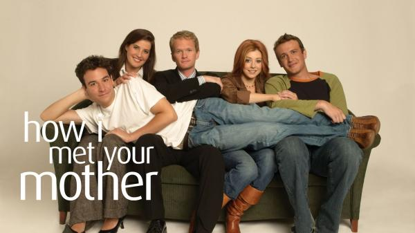 How I Met Your Mother Wallpaper 06