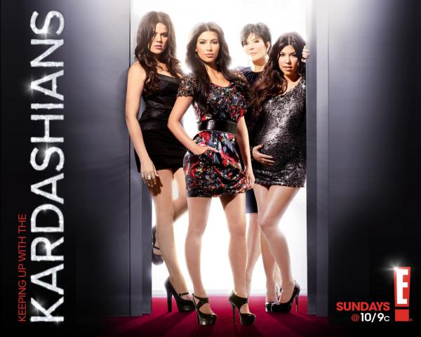 Keeping Up With The Kardashians Wallpaper 07