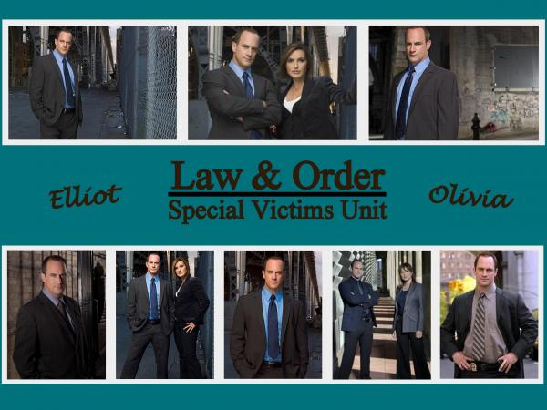 Law Order Wallpaper8