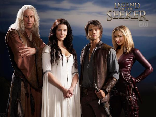 Legend Of The Seeker Wallpaper 06