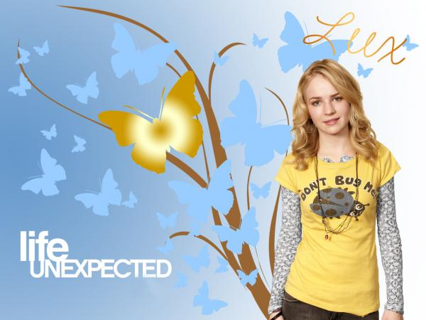 Life Unexpected Wallpaper2
