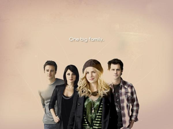 Life Unexpected Wallpaper5
