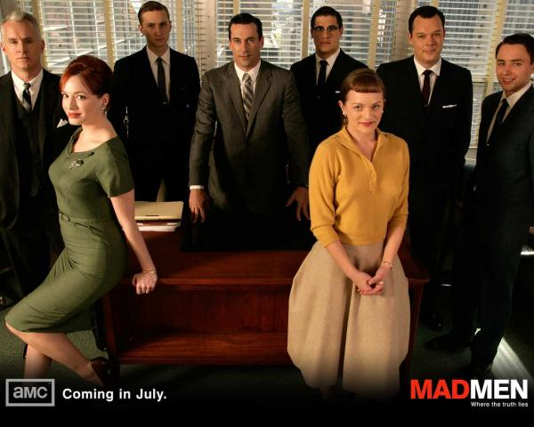 Mad Men Wallpaper 01