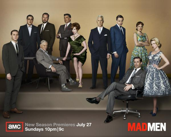 Mad Men Wallpaper 08