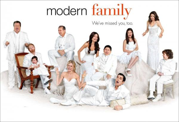 Modern Family Wallpaper1
