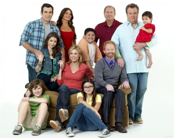 Modern Family Wallpaper5