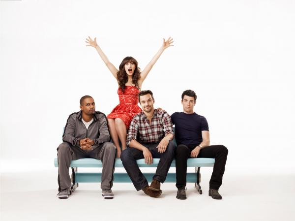 New Girl Wallpaper 04