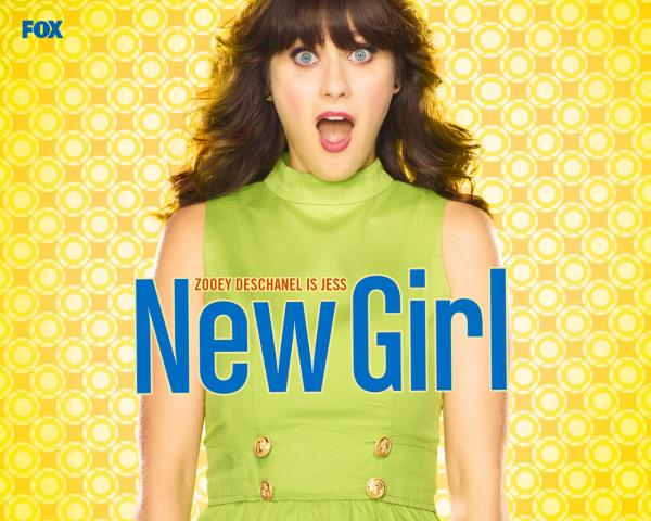 New Girl Wallpaper 06