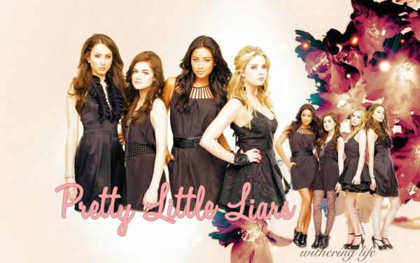 Pretty Little Liar Wallpaper 04