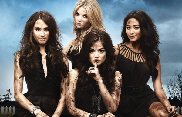 Pretty Little Liar Wallpaper 05
