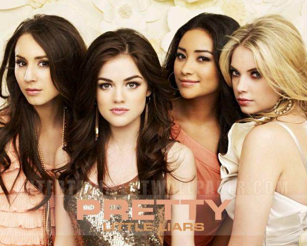 Pretty Little Liar Wallpaper 07