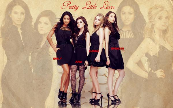 Pretty Little Liars Wallpaper3