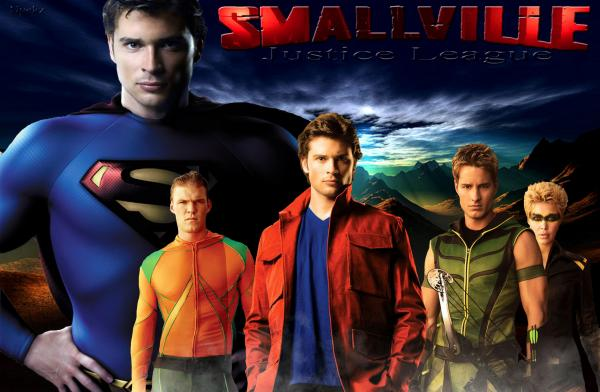 Smallville Wallpaper 06