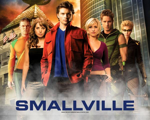 Smallville Wallpaper 08