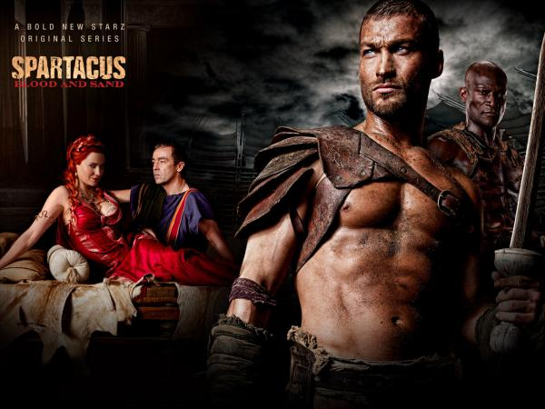 Spartacus Blood And Sand Wallpaper2
