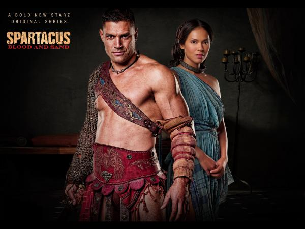Spartacus Blood And Sand Wallpaper4