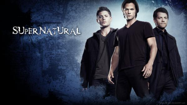Supernatural Wallpaper 01