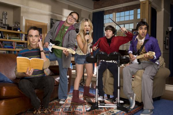 The Big Bang Theory Wallpaper 01