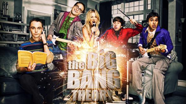 The Big Bang Theory Wallpaper 02