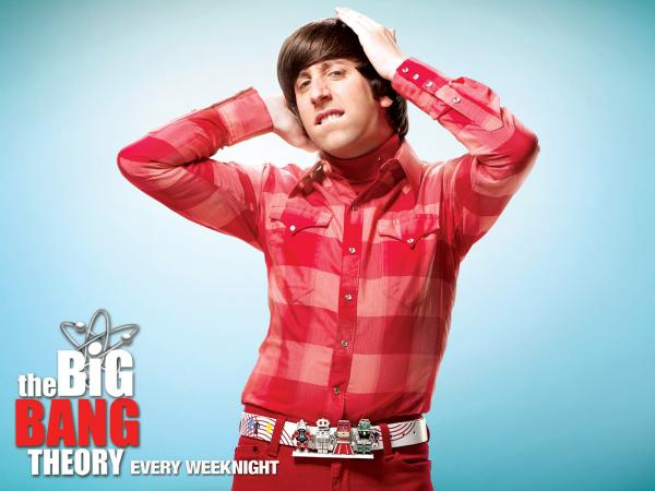 The Big Bang Theory Wallpaper 03