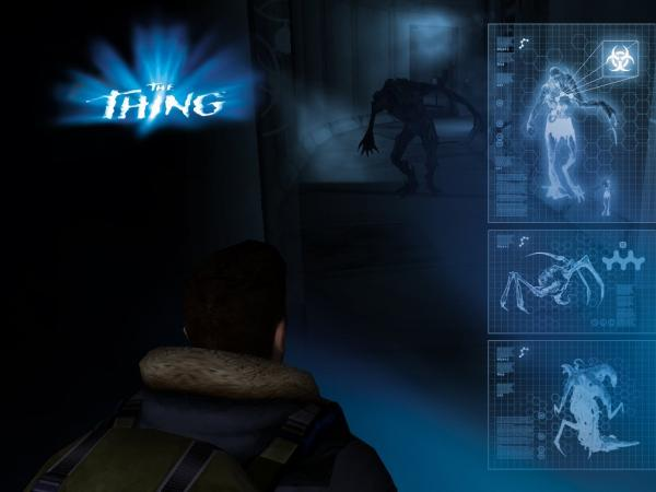 The Thing Wallpaper6