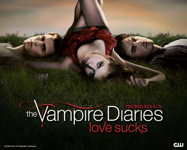 The Vampire Diaries Wallpaper 01