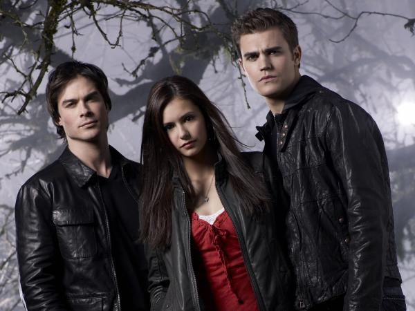The Vampire Diaries Wallpaper 09