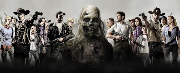 The Walking Dead Wallpaper 01