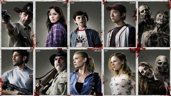 The Walking Dead Wallpaper 05