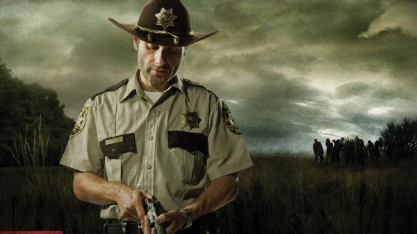 The Walking Dead Wallpaper 06