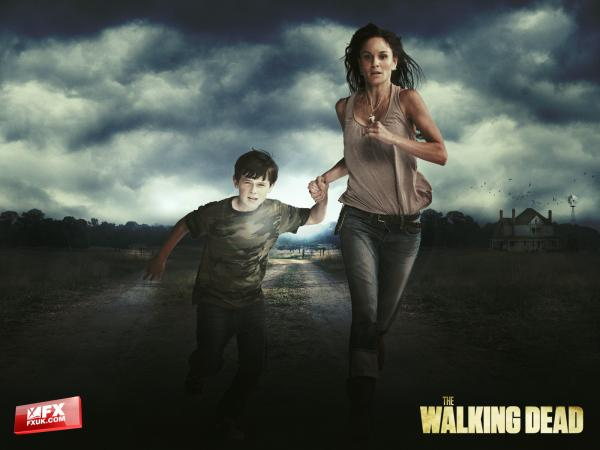The Walking Dead Wallpaper 08