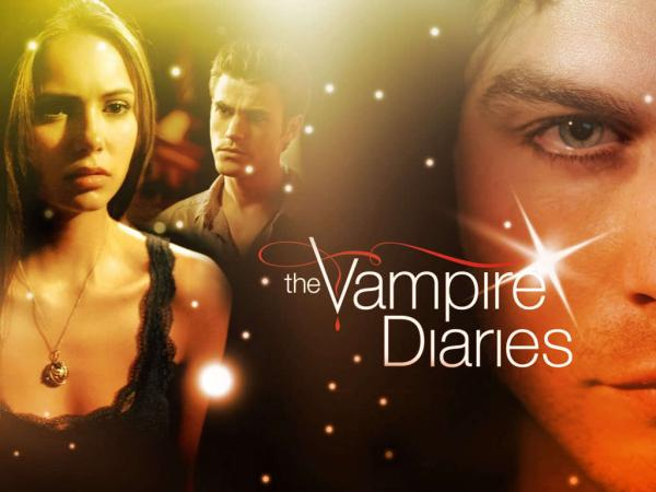 1 The Vampire Diaries Wallpaper