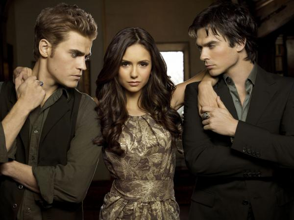 10 The Vampire Diaries Wallpaper