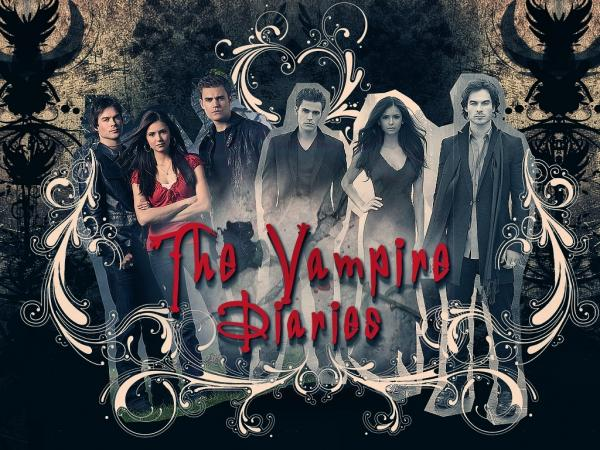 3 The Vampire Diaries Wallpaper