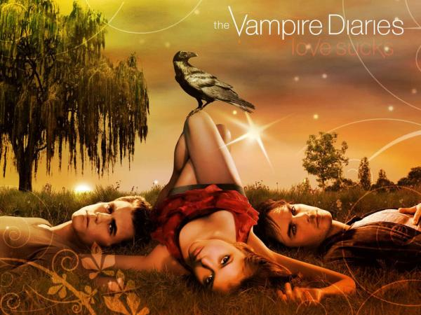5 The Vampire Diaries Wallpaper