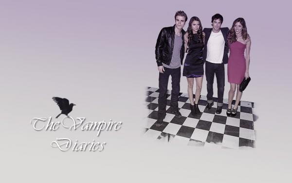 6 The Vampire Diaries Wallpaper