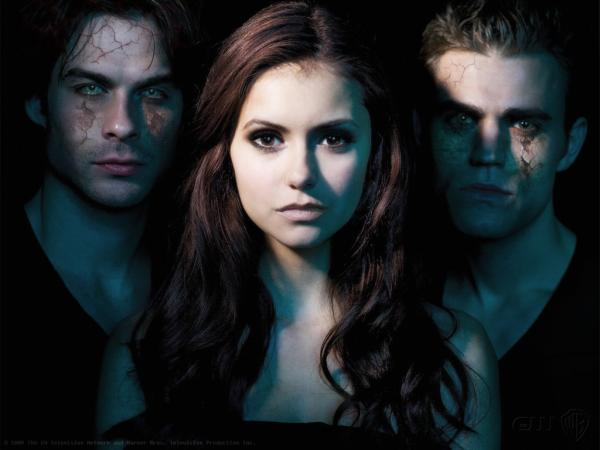 9 The Vampire Diaries Wallpaper