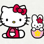 Hello Kitty Theme With Icons & Cursors
