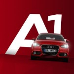 Audi A1 Theme Wallpaper