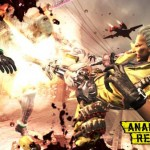 Anarchy Reigns 2012 Wallpaper