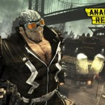 Anarchy Reigns Hd Wallpaper