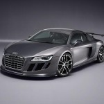 Audi R8 Theme Wallpaper