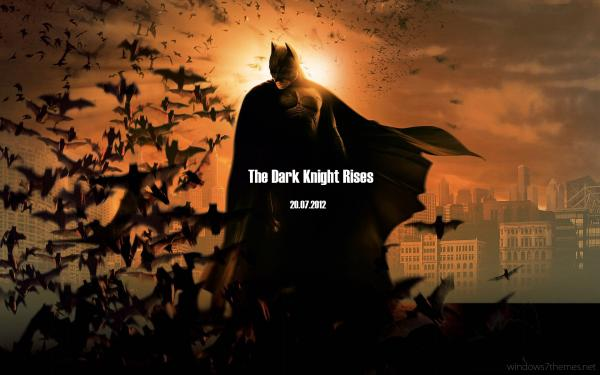 Download Batman Dark Knight Rises Without Dark Knight Wallpaper With Cursors