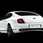 Bentley Continental Super Sports Coupe Wallpaper