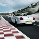 Bentley Continental Super Sports Convertible Wallpaper